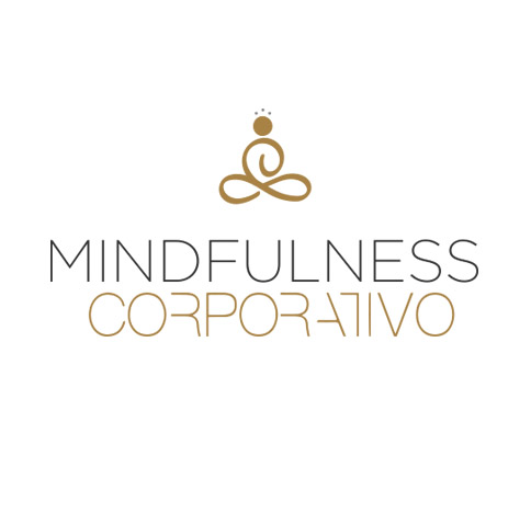 Logotipo de Mindfulness Corpotativo. Bingin Design.