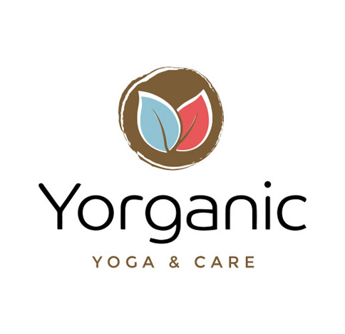 Logotipo de Yorganic. Bingin Design.