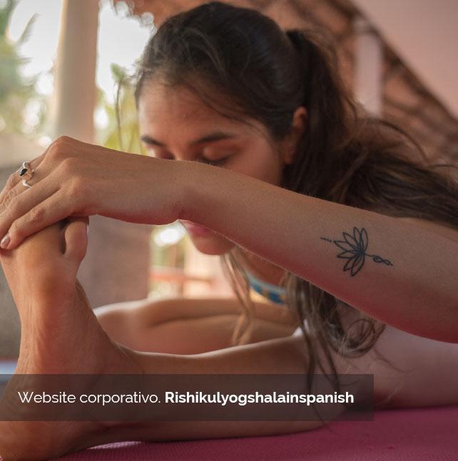website Corporativo. Imagina Experiencias | Bingin Design. Diseño y desarrollo web en Fuerteventura.